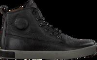 Sorte BLACKSTONE Ankelstøvler AM02  - medium