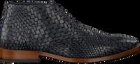 Blå REHAB Chikke sko BARRY BRICK  - medium
