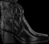 Sorte VERTON Ankelstøvler 667-004  - medium