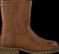 Brune OMODA Ankelstøvler O1317  - medium