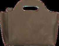 Taupe MYOMY Skuldertaske MY CARRY BAG MINI  - medium