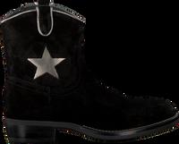 Sorte OMODA Ankelstøvler O1024  - medium