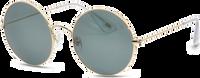 Guld IKKI Solbriller DUFOUR  - medium