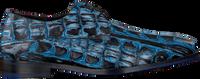 Blå FLORIS VAN BOMMEL Chikke sko 18204  - medium