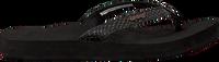 Sorte REEF Flipflops STAR CUSHION SASSY  - medium
