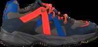 Blå BRAQEEZ Sneakers FRENKIE FIT  - medium