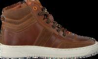 Cognac OMODA Højskaftede sneakers 63263  - medium