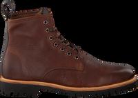 Brune BLACKSTONE Snørestøvler SG12  - medium