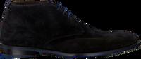 Blå FLORIS VAN BOMMEL Chikke sko 20376  - medium