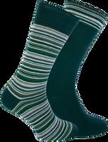 Grønne MARCMARCS Strømper DION COTTON 2-PACK  - medium
