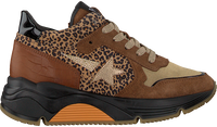 Brune HIP Lavskaftede sneakers H1976  - medium