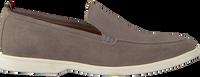 Taupe MAZZELTOV Loafers 5579  - medium