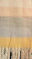 Hvide Yehwang Sjal SOFT CHECKERED  - medium