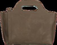 Taupe MYOMY Håndtaske MY CARRY BAG HANDBAG  - medium