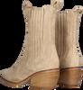 Beige NOTRE-V Ankelstøvler AL335  - small